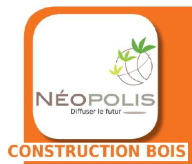 Logo CONDUCTEUR DE TRAVAUX CONSTRUCTION BOIS